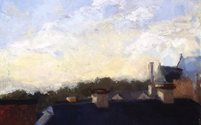 Acre Rooftops, Afternoon