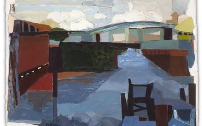 Monet's Bridge over the Mississippi
